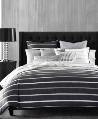 CLOSEOUT! Hotel Collection Colonnade Dusk Bedding Collection