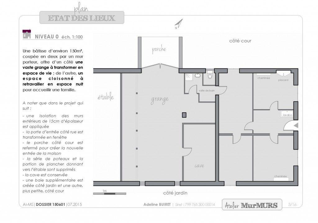 Projet de transformation du0027une Grange en habitation #renovation