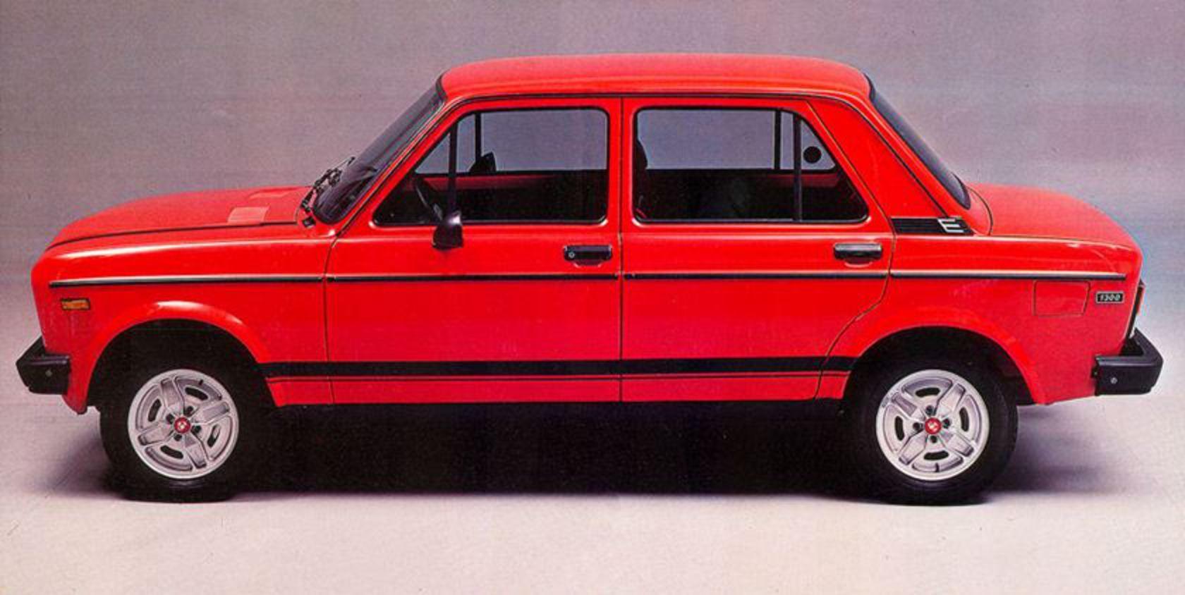 Fiat 128 Abarth 1977 Libelles 1977 Fiat 128 Fuhrpark