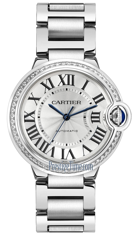 Cartier Ballon Bleu 36mm W4bb0017 Cartier Watches Women Trendy