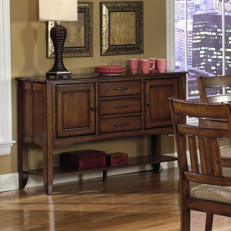 Fargo Server Dining Room Buffet Sideboard Furniture