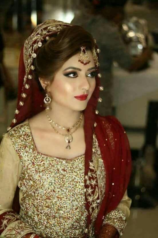 Glamour Pakistani Bridal Makeup Pakistani Bridal Dresses