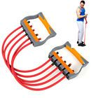 Sports Fitness Exerciser Arm Pulling Resistant Band Expander Portable Indoor #Fitness