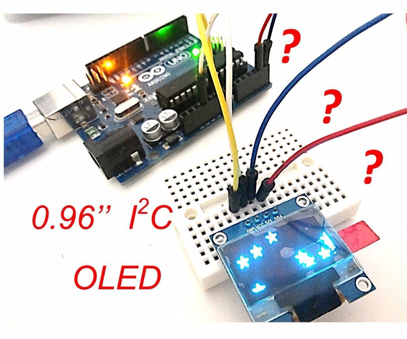 The First Usage Of 0 96 Bluetooth Gadgets Quadcopter Diy Hobbies