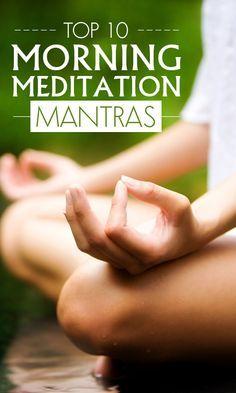 méditation mantras