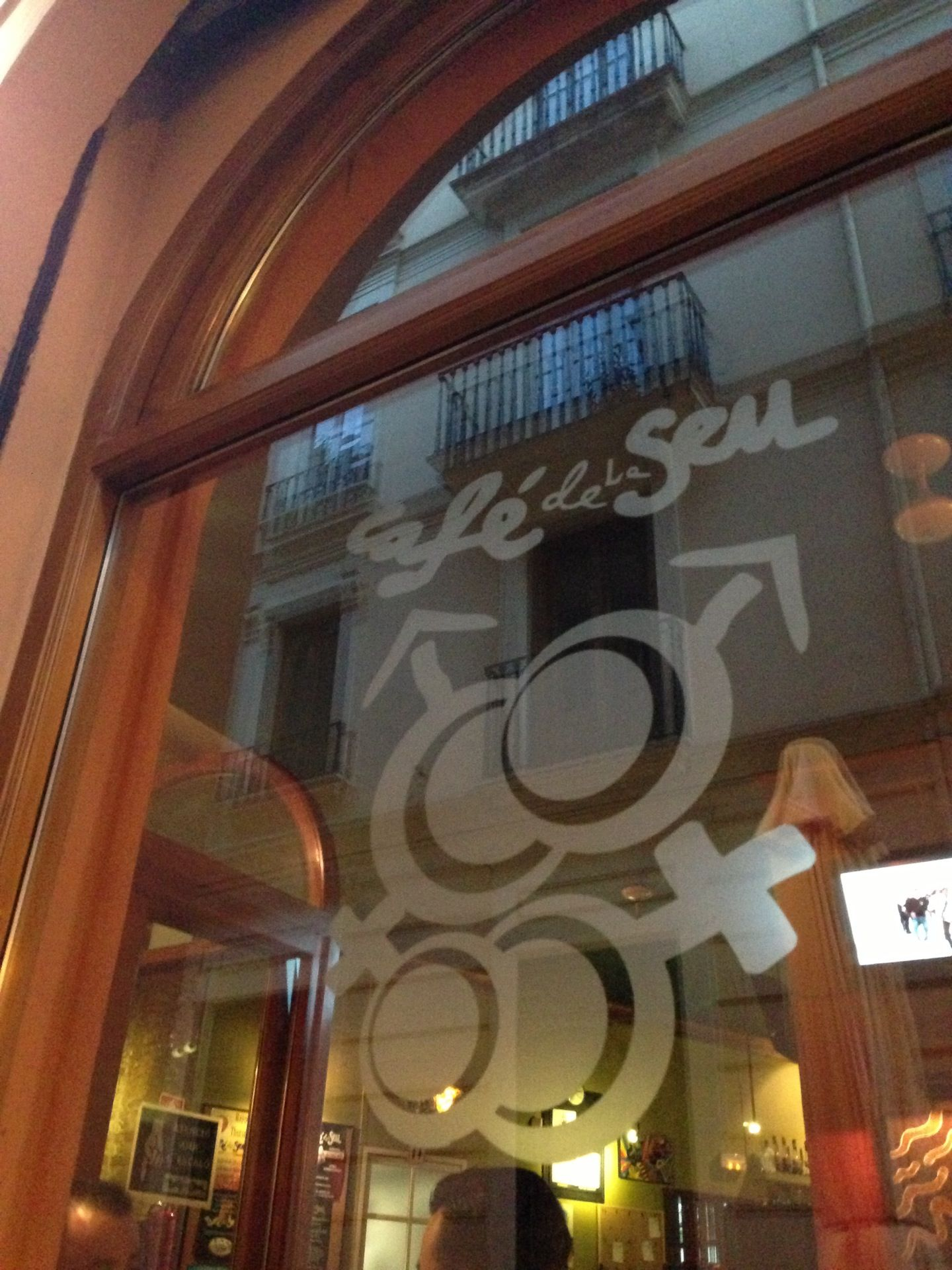 Café de la Seu (Gay Friendly Cafe / Bar)