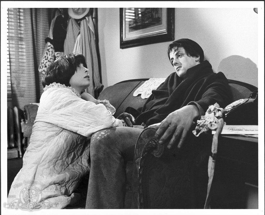 ROCKY 1976 : STALLONE 70YO PETIT-DIEULOIS