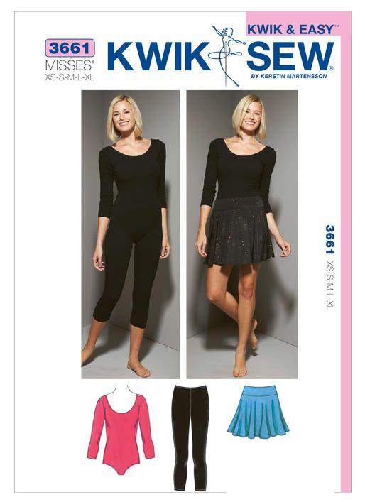 K3661 | Kwik Sew Patterns | Sewing patterns | Pinterest | Kwik sew ...