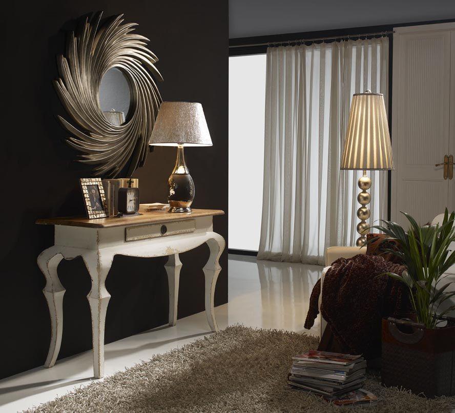 Espejos originales de dise o huracan decoracion beltran for Espejos originales recibidor