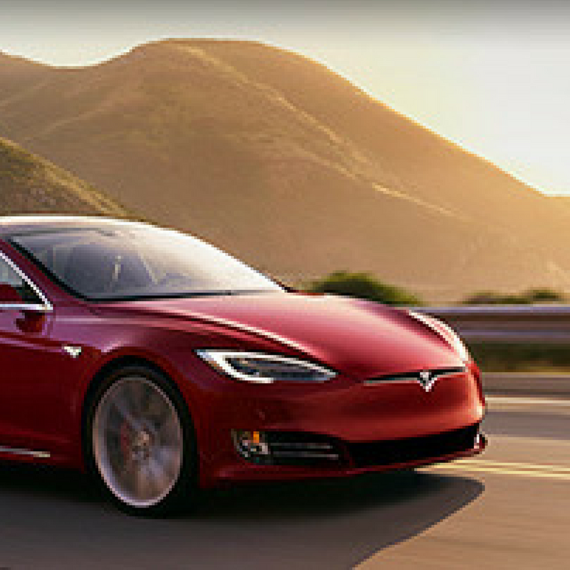The Tesla Model S Was Added To Hertz Dream Cars Line Up Tesla Model S Dream Cars Tesla