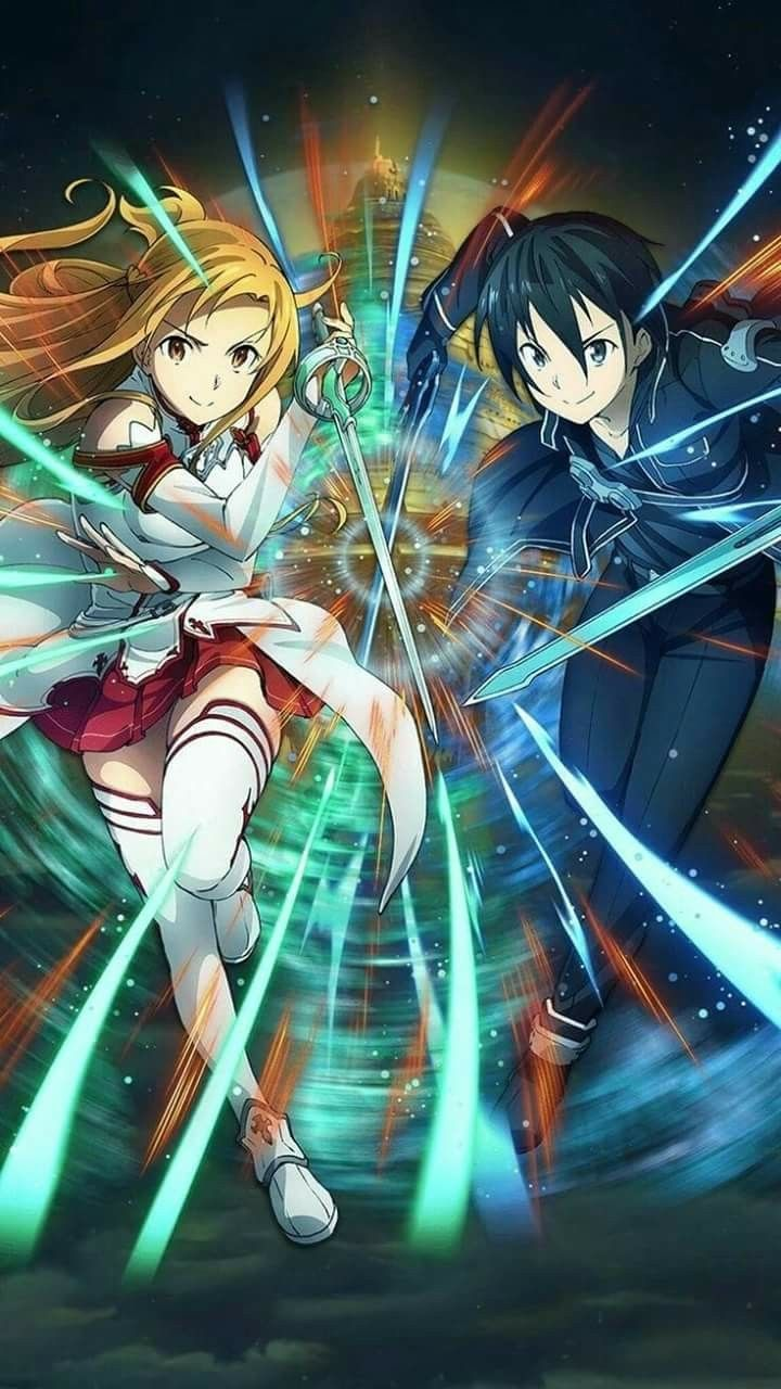 Idea by koushik vuddagiri on anime Sword art online