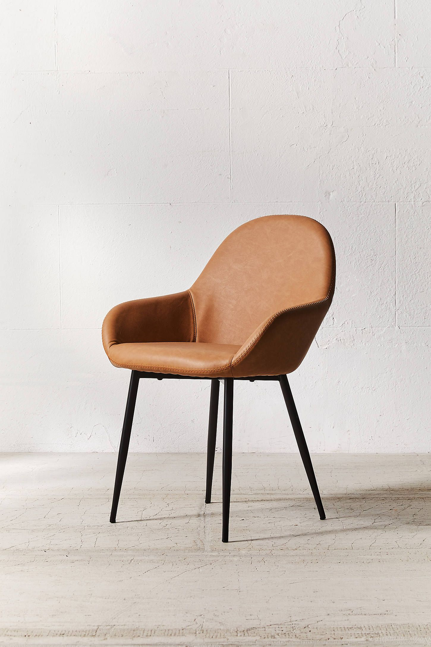 Awe Inspiring Remy Faux Leather Arm Chair In 2019 Project On The Cheap Pdpeps Interior Chair Design Pdpepsorg