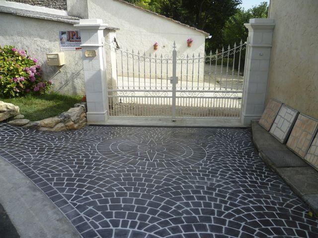 JPLF - Béton Décoratif   Montpellier de Médillan ICI Magazine - beton decoratif pour terrasse