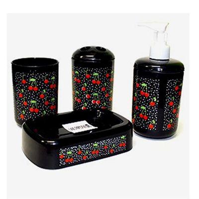Cherry CHERRIES Kitchen decor Sink Strainer drain plug by Billy Joe Homewares