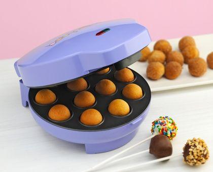cake ball maker! brilliant!
