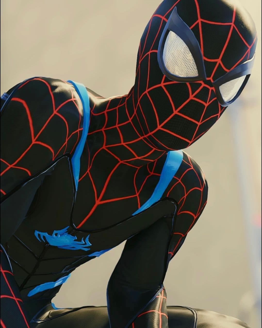 spider man ps4 secret photo