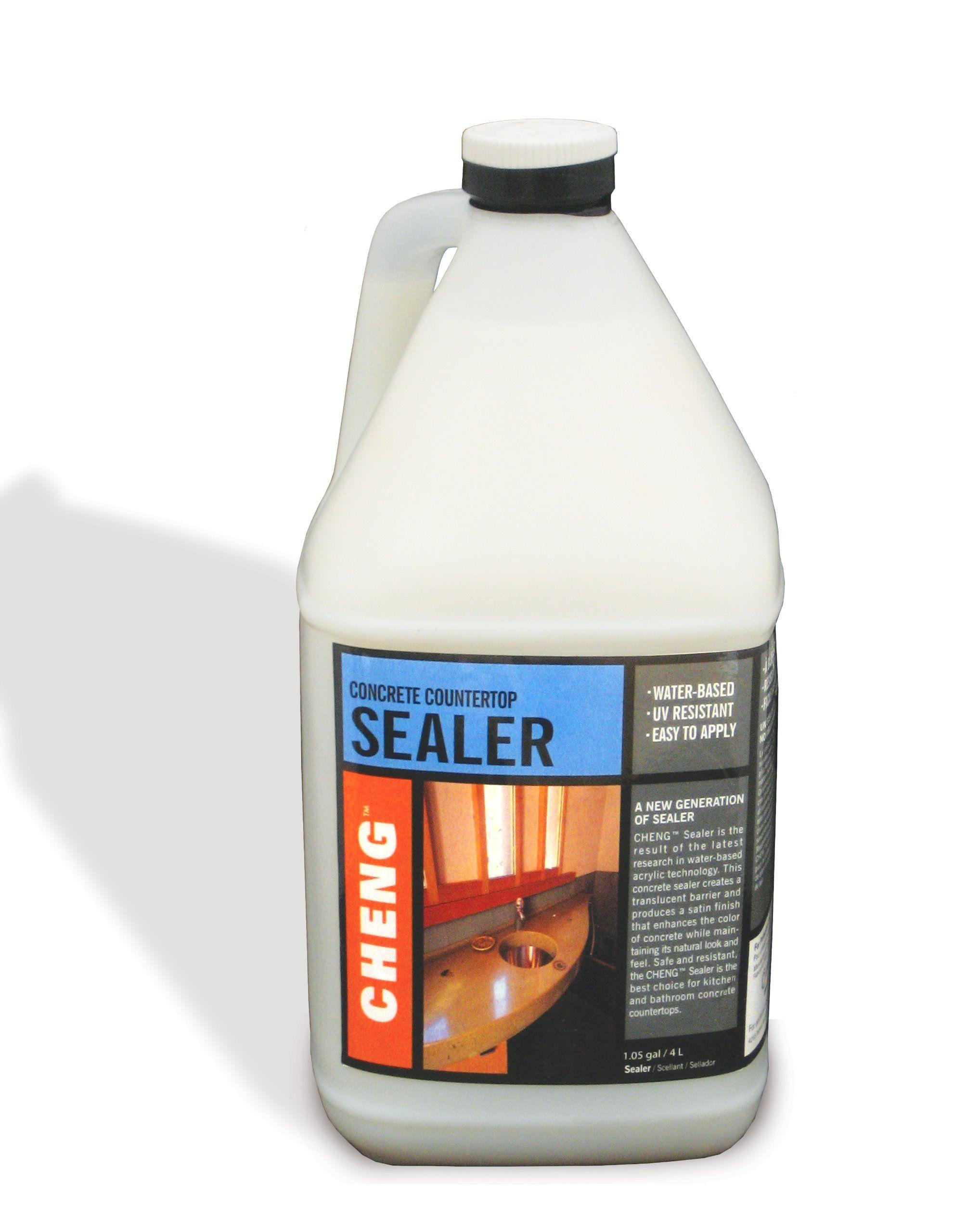 Food Safe Concrete Countertop Sealer 4l Hardware