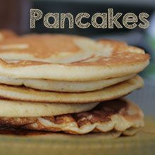 tutorial pancakes me creative inside