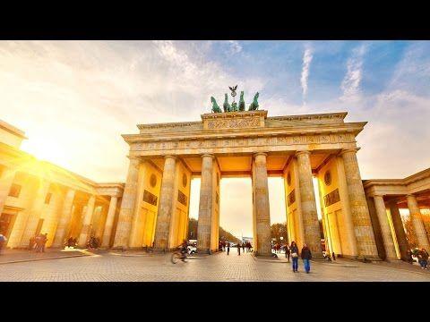 Alemanha Oferece Bolsas De Estudo De 2850 Euros Youtube Cheap Places To Travel Germany Vacation Berlin Travel