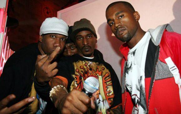 Rakim Krs One Kanye West And Nas Krs One Eminem Hip Hop