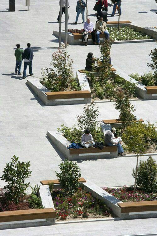 Landschaftsarchitektur, Landschaften, Freiraum, Entwurf, Öffentlichen Raum  Design, Öffentliche Plätze, Freiflächen, Stadtlandschaft, Landschaft Plaza