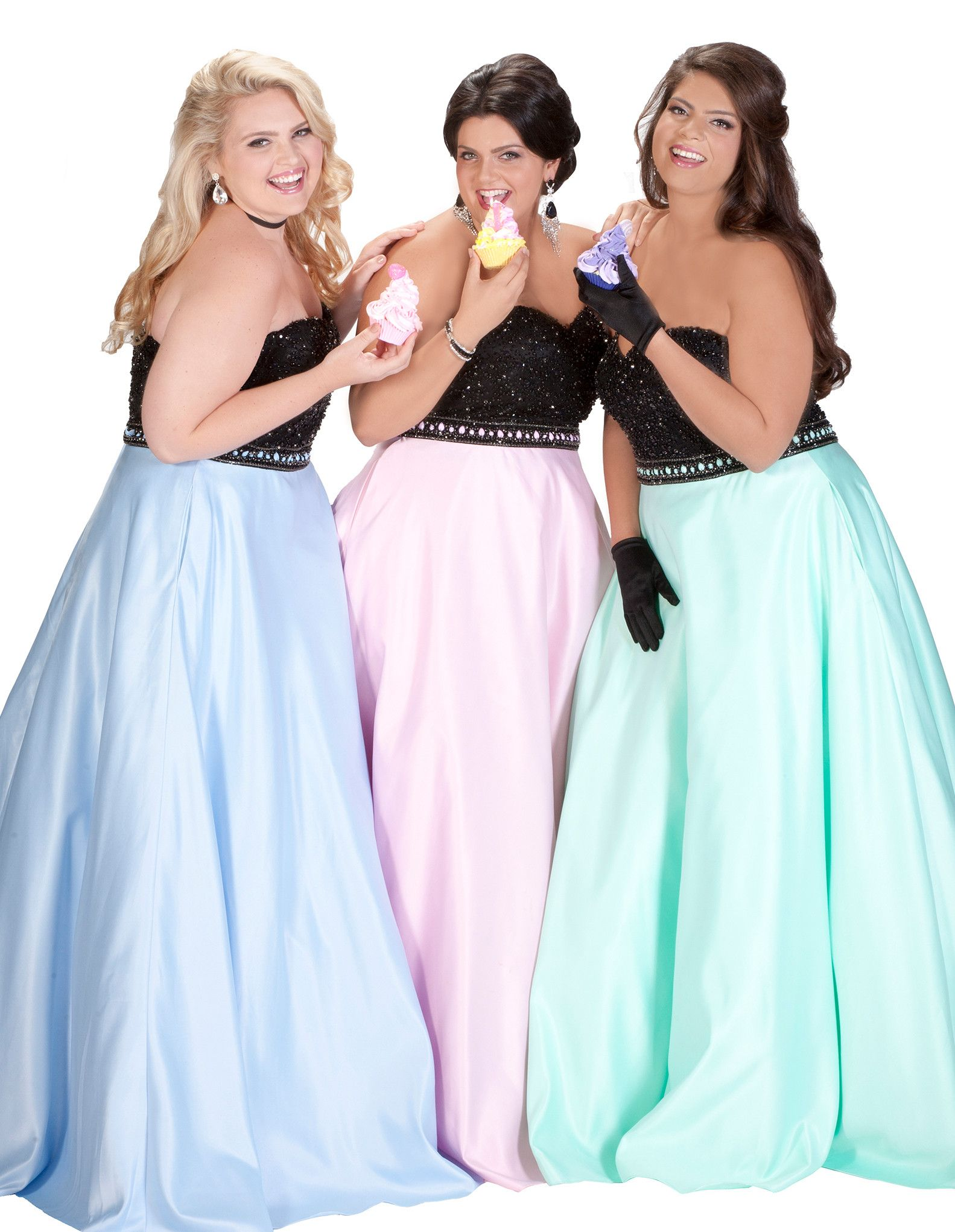 Shop Sydneyu0027s Closet Stylish Plus Size Special Occasion Dresses. Look  Gorgeous For Wedding, Prom