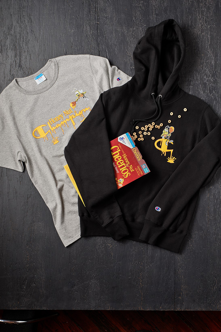 General Mills And Champion Serve A Taste You Can See With Cereal Themed Capsule Lucky The Leprechaun Champion Cereal Brands [ 1279 x 853 Pixel ]