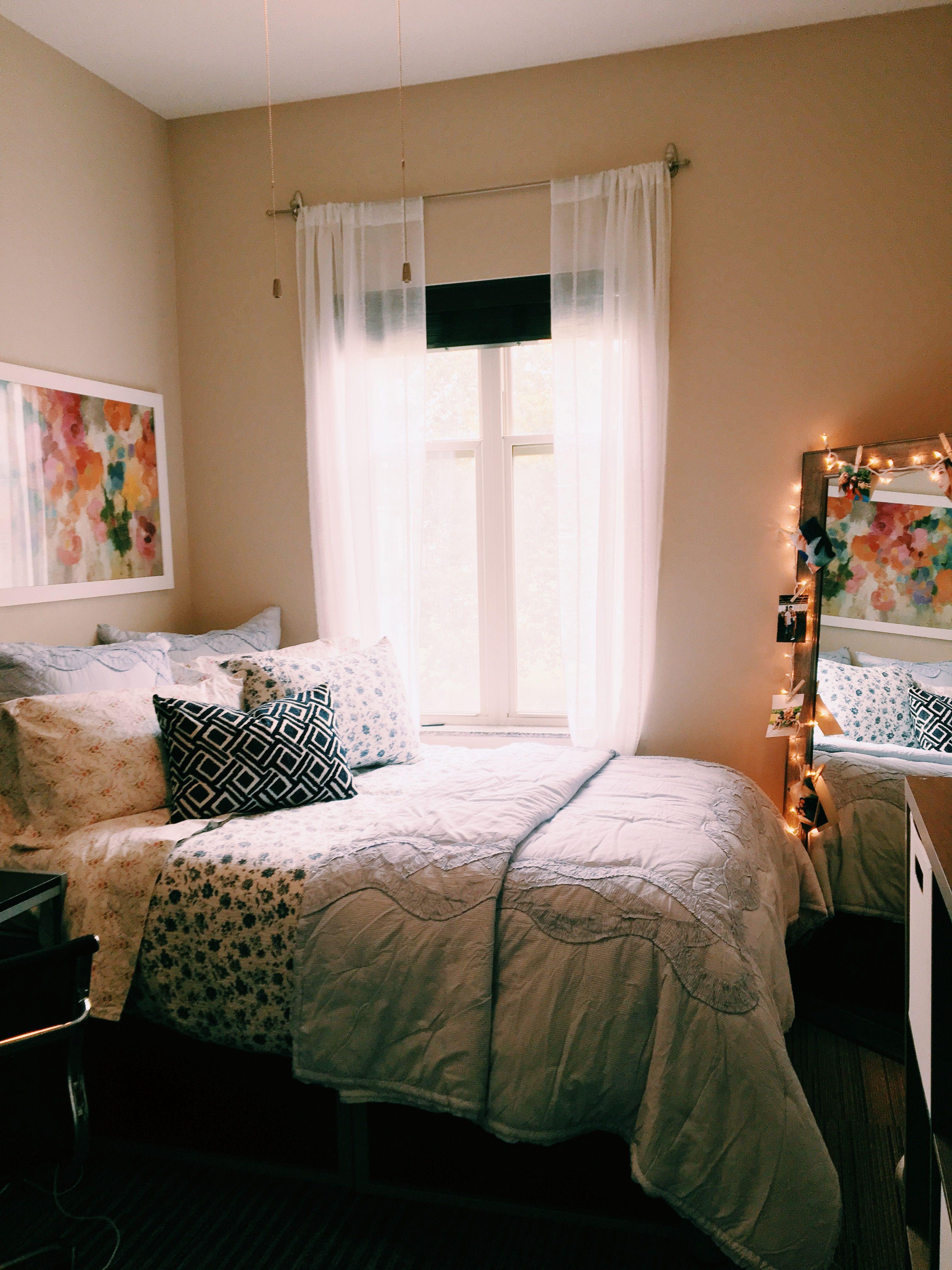 My University of Kentucky Dorm Room!   Dorm room layouts ...