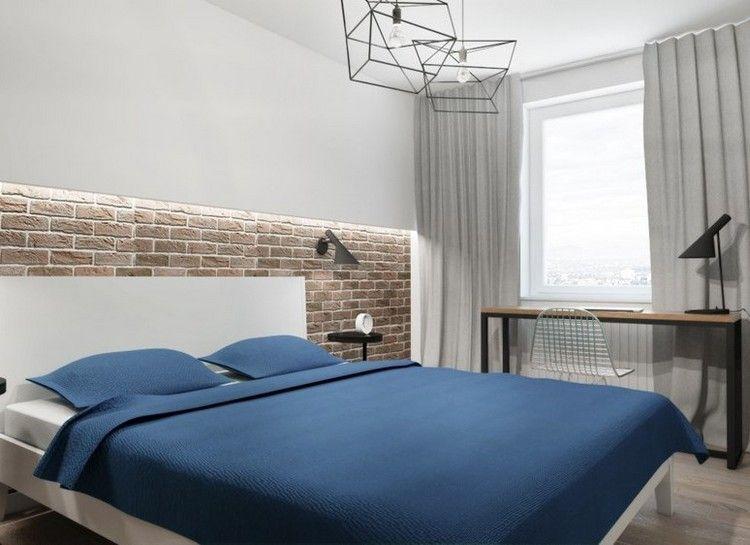 Schlafzimmer Beleuchtung ~ Indirekte wandbeleuchtung mit led leiste beleuchtung