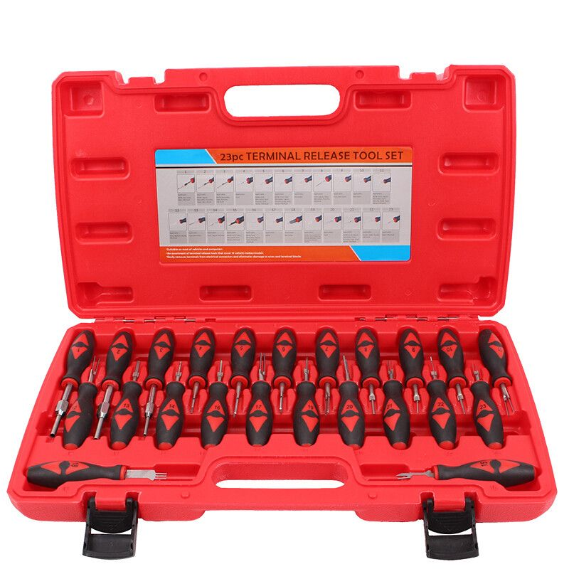 like and share if you want this 23 pcs car electrical terminal car electrical system diagram like and share if you want this 23 pcs car electrical terminal wiring crimp connector pin remover tool set release tools with box tag a friend who would