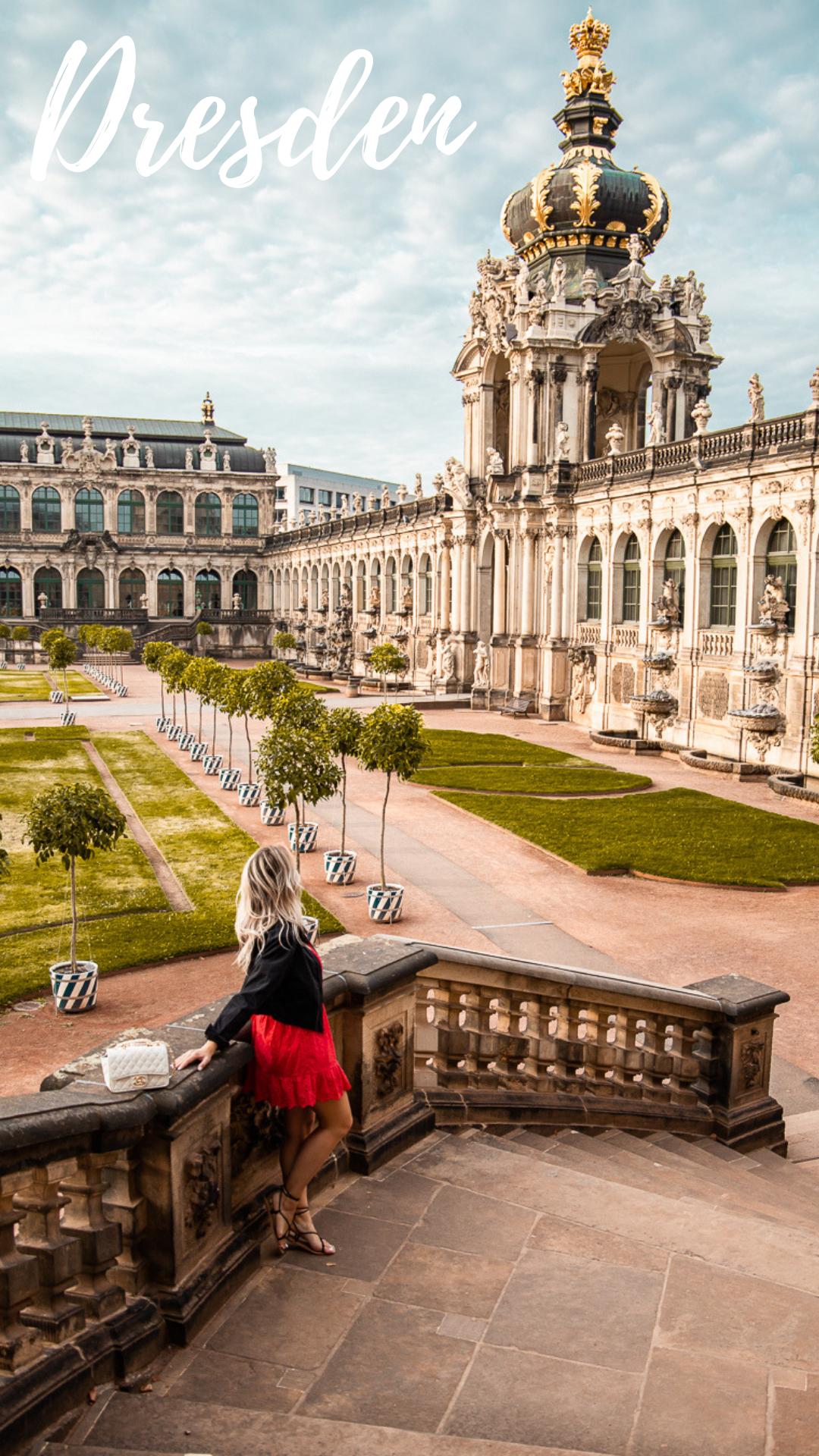 Dresden Instagram Spots Urlaub Bayern Kulturreise Foto Ideen Instagram