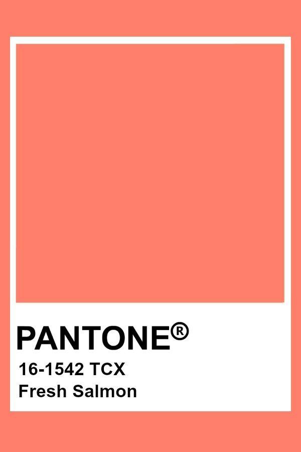 Saumon Frais Pantone Frais Pantone Saumon Pantone Colour Palettes Pantone Color Pantone Orange