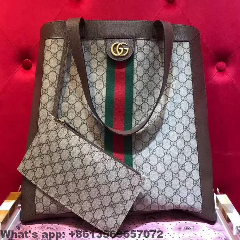 a95187baed1a5c Gucci Ophidia soft GG Supreme large tote 519335 2018 | Gucci in 2019 ...
