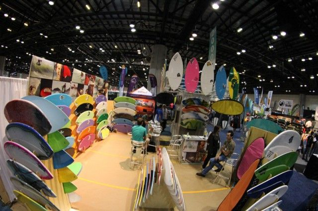 Cowabunga! Surf Expo now open to paddlecraft exhibitors