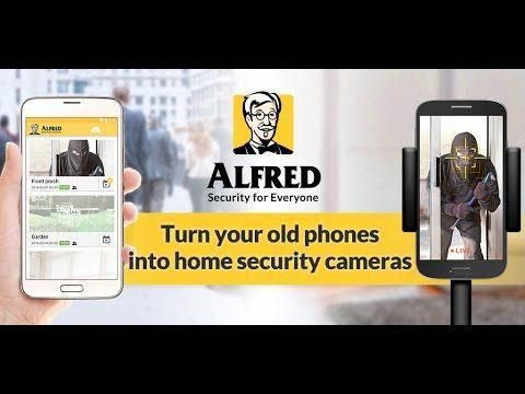 Home Security Camera Alfred Android Apps on Google