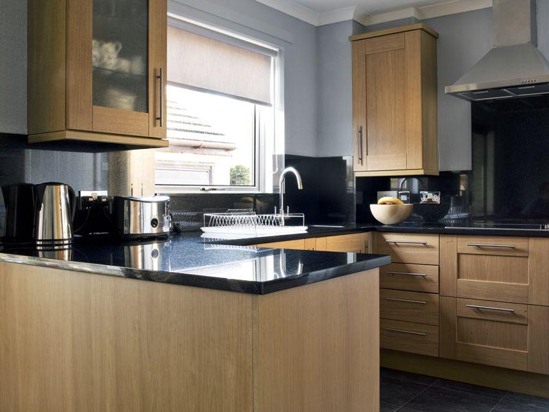 Bespoke kitchen designed in Edinburgh. http://www.fairpriceforyou.co ...