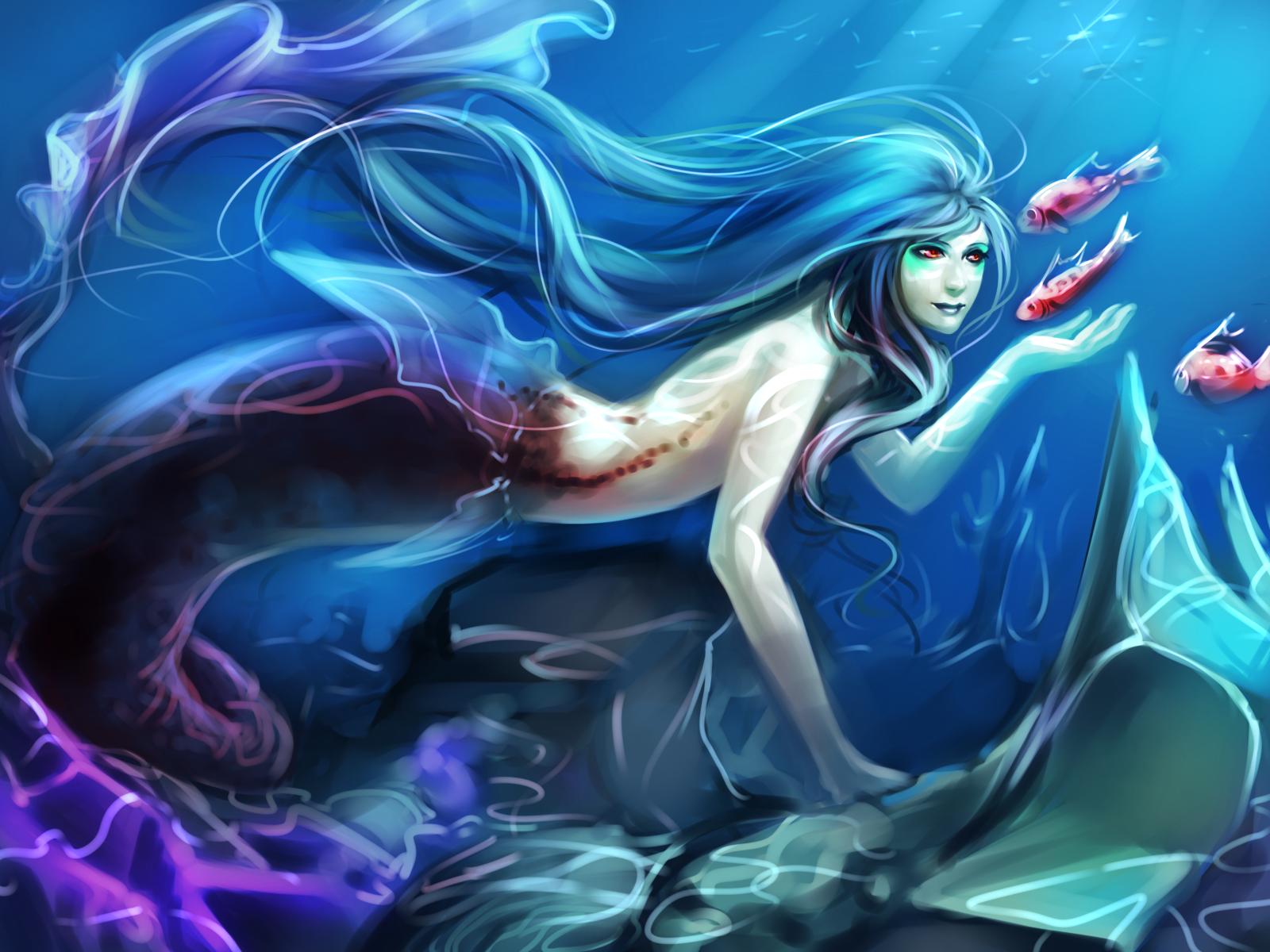 mermaids Download Beautiful Mermaid Wallpaper HD Mer