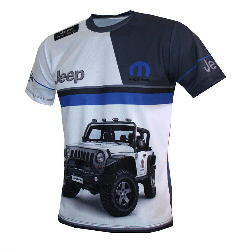 Jeep T Shirt Paddock Maglietta Outdoor Camiseta Cherokee Wrangler Srt Travel 4x4 Ebay Srt Jeep Shirts