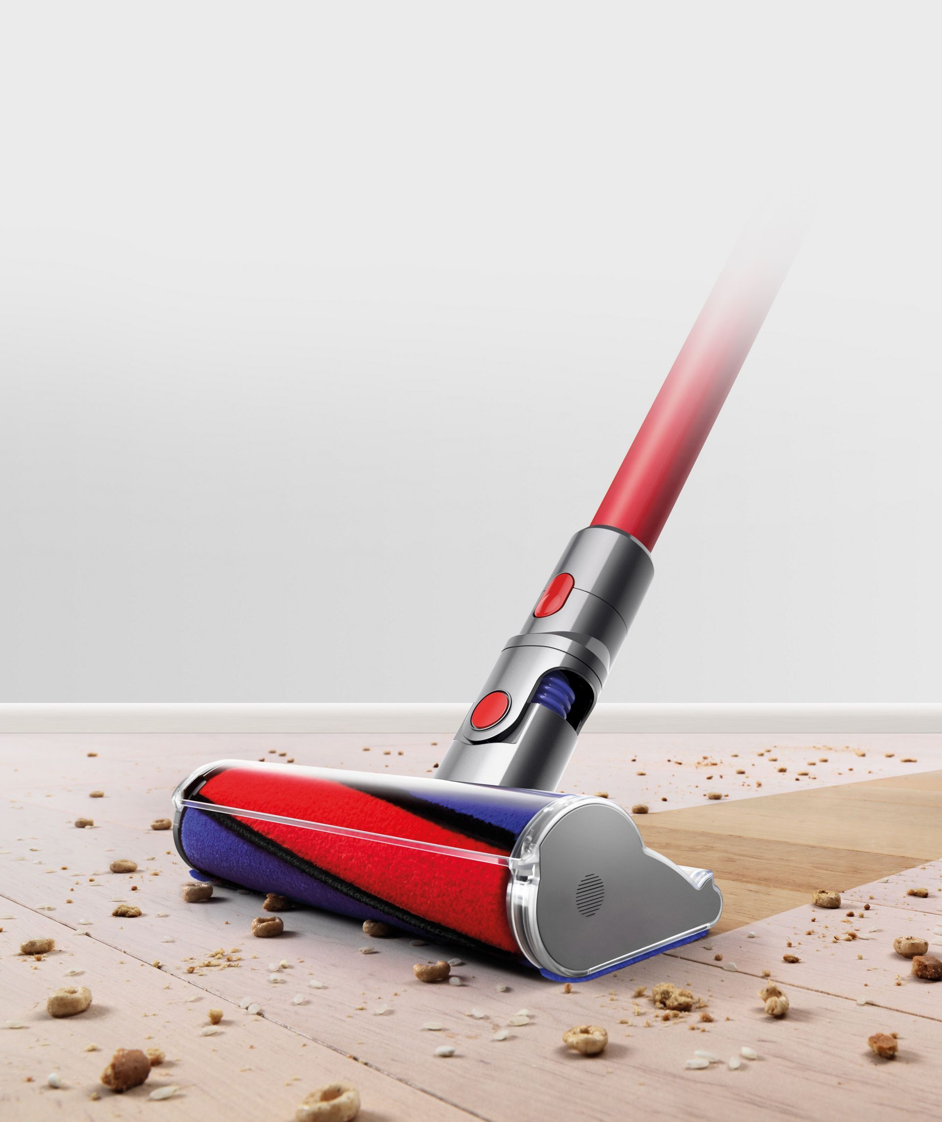 V7 Absolute Cordless vacuum, Cleaning, Carpet