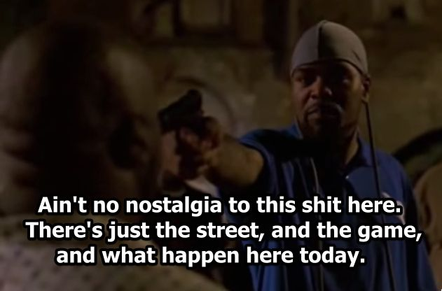 The Wire Quotes Photo