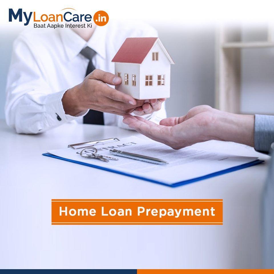 Home Loan Prepayment Calculator Home Loans Loan