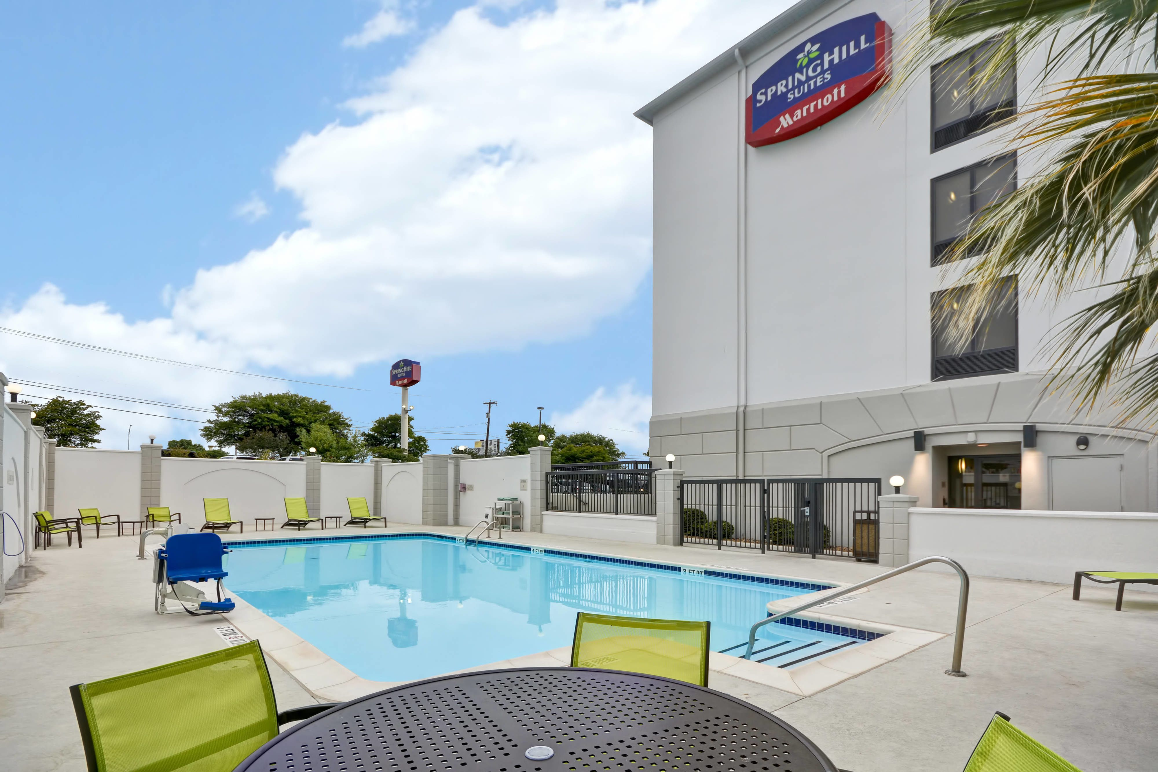Springhill Suites San Antonio Medical Center Northwest Outdoor
