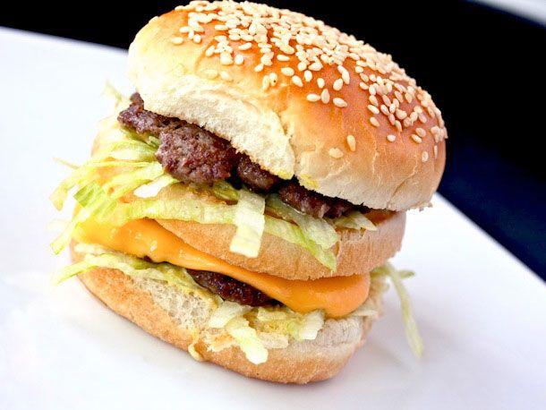 monday kitchen project: trying Kenji's Better Big Mac #BurgerLab