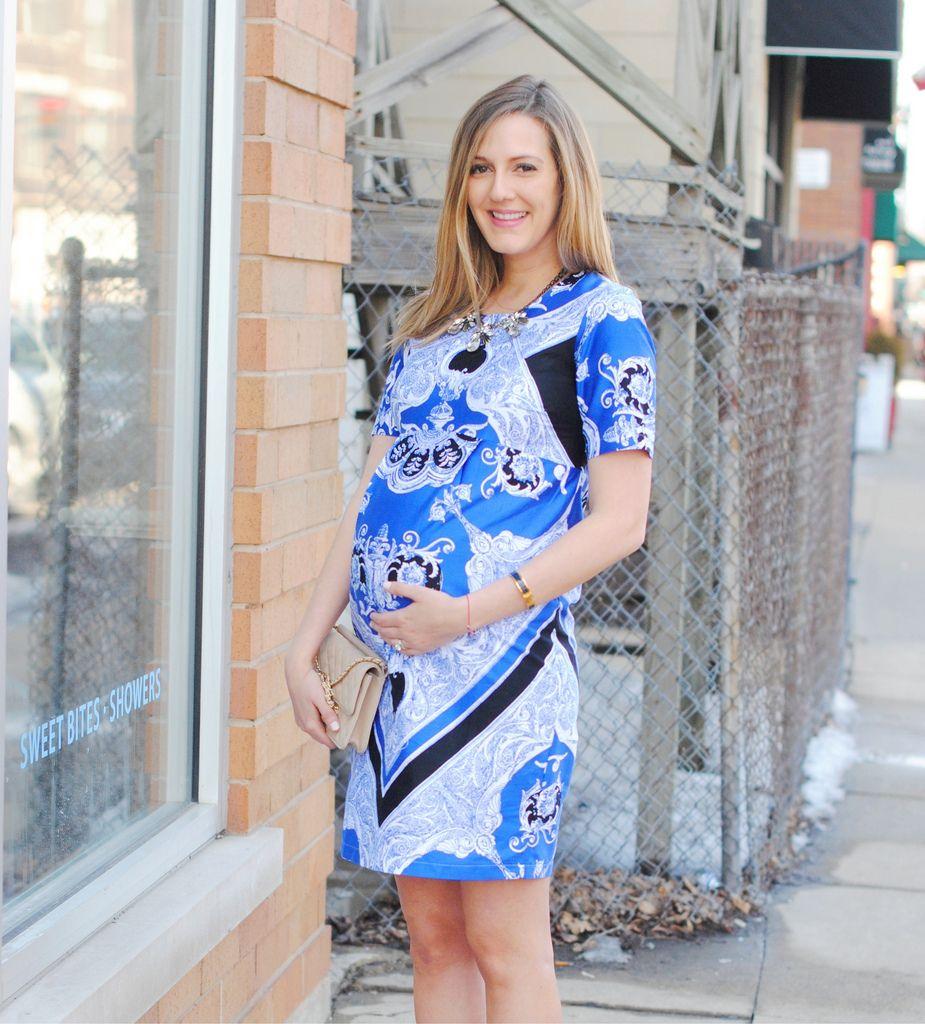 Winter Baby Shower Dresses: Baby Shower Attire (See Jane Wear