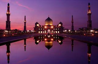 10 Masjid Terindah Indonesia Beautiful Mosques Masjid Mosque