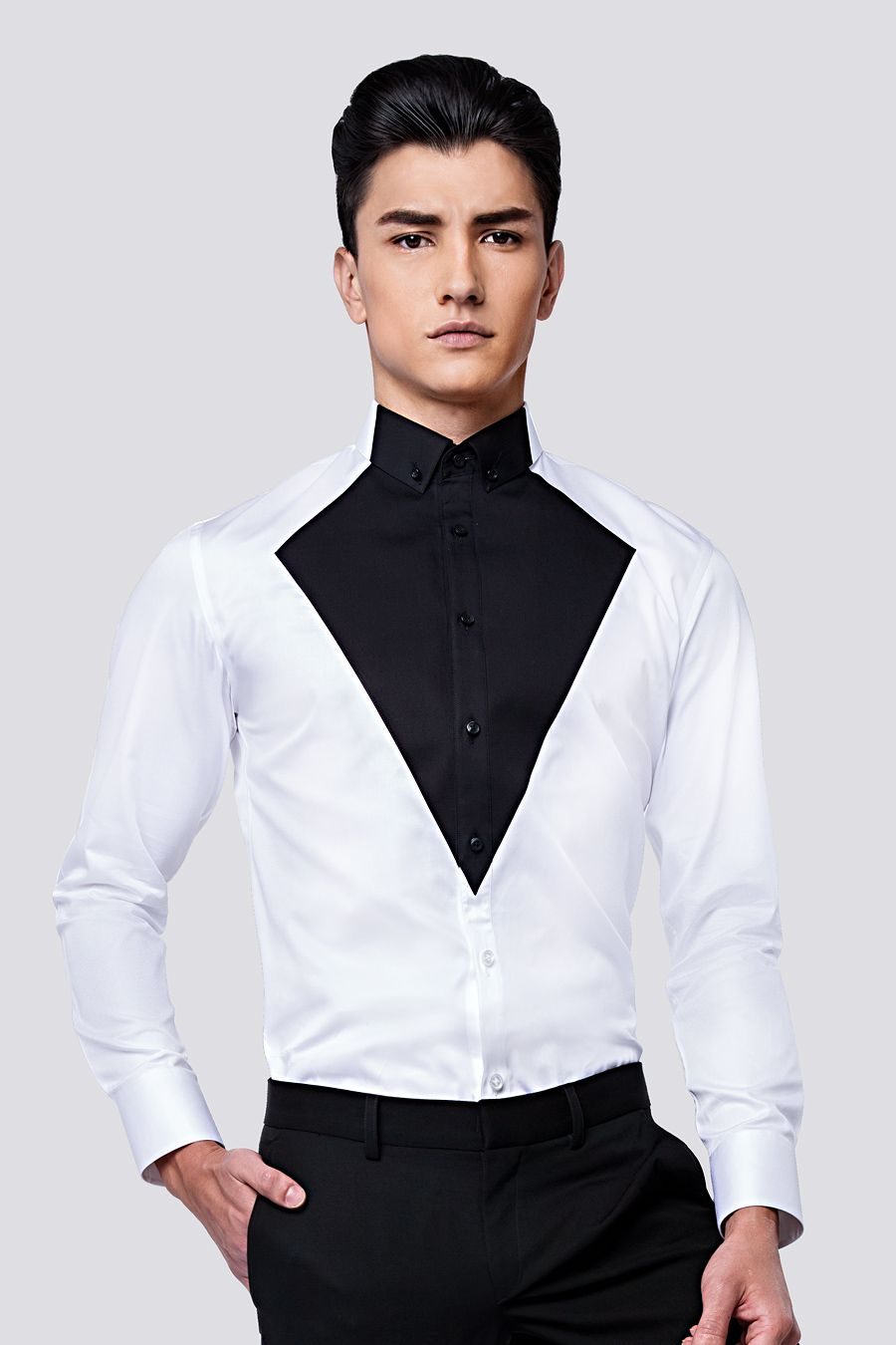 84621c2ff36 Designer Shirt by Adamist. Find this Pin and more on Men s fashion ...