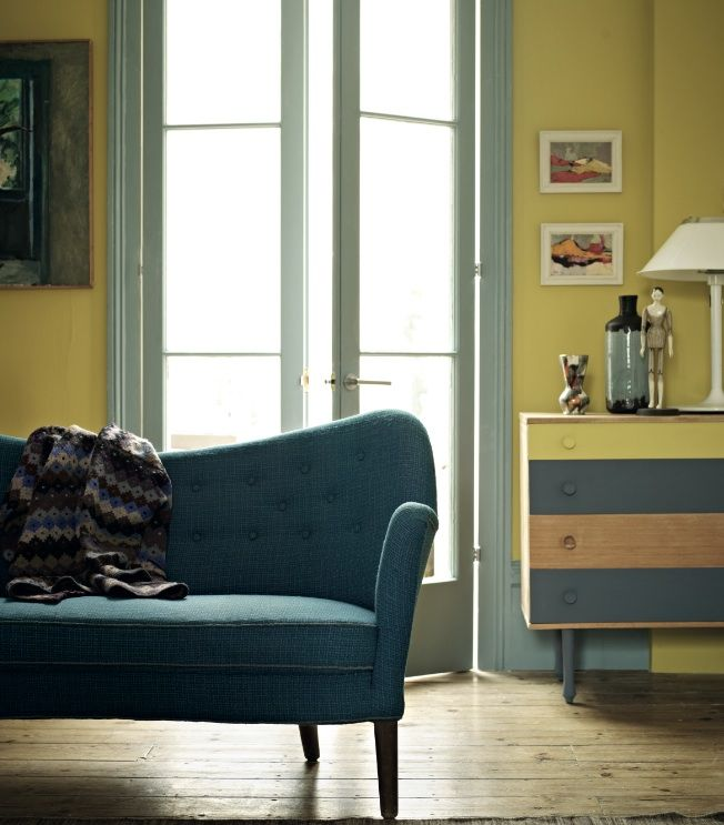 5 colours you need for a happy home according to an interiors expert - Interior Design Duck Egg Blue