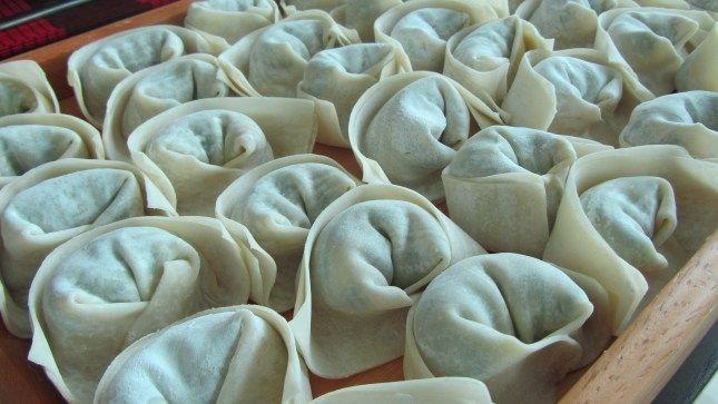 shanghai wonton soup  recipe  food food drink clean