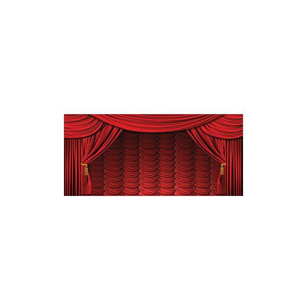 Red Stage Curtain Photo Background Illustration ❤ liked on Polyvore featuring backgrounds, curtains, red and stage