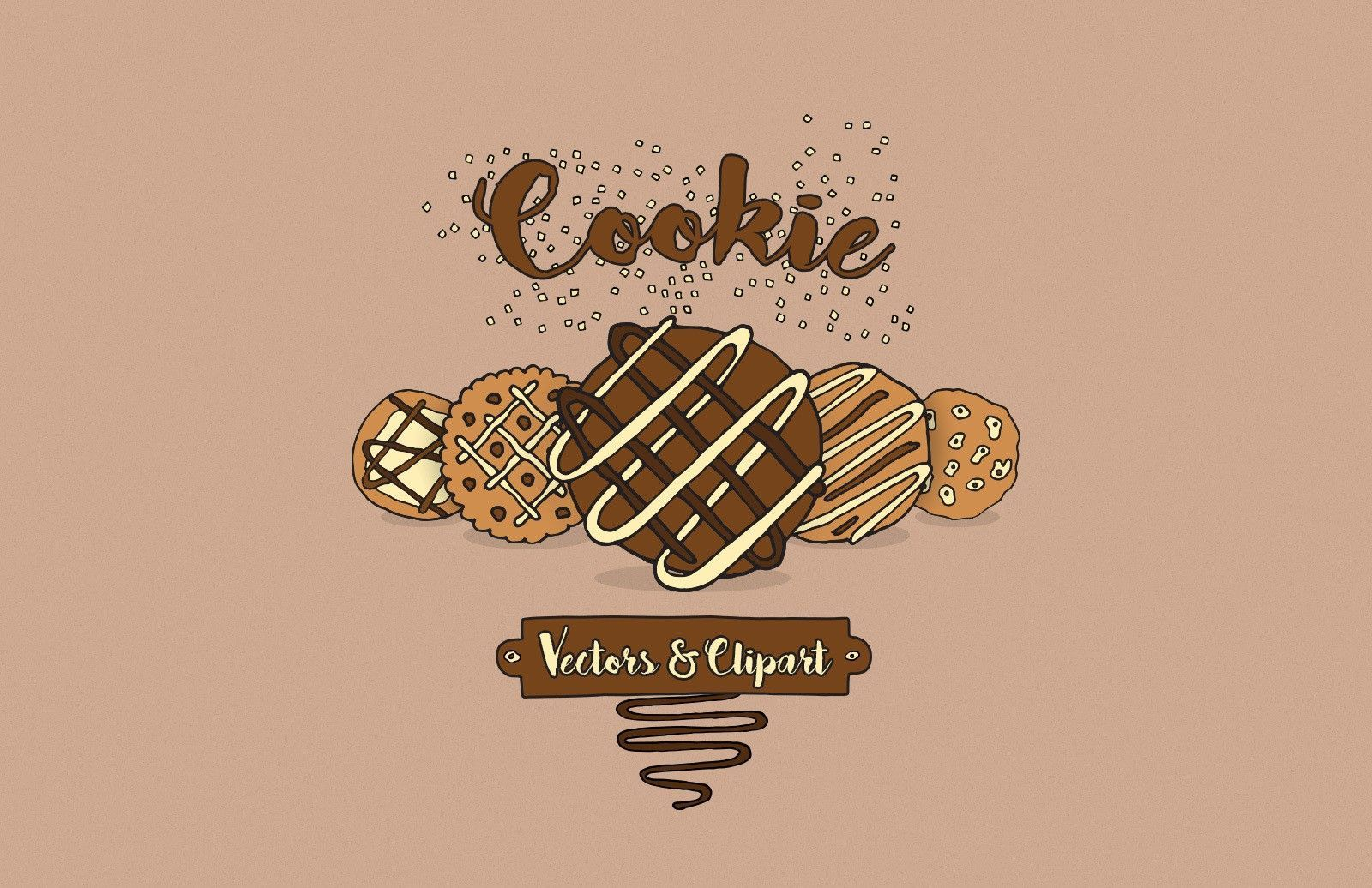 cookie vectors clipart bakery logo bakery logo design cookie vector cookie vectors clipart bakery logo